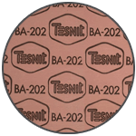 BA202_150 Bezazbestové těsnící desky