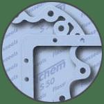 Ploché těsnění Rechem S50