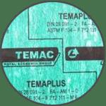 Temaplus 150 Bezazbestové těsnící desky