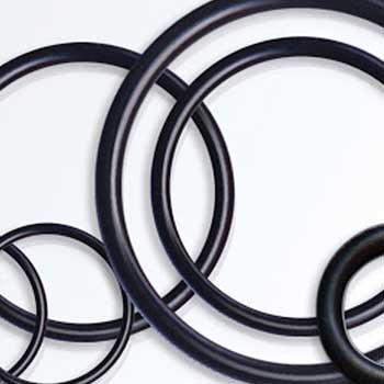 FFKM o-kroužky černé